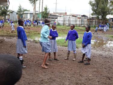 Gatoto School Playground