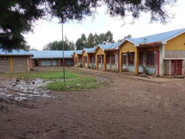 Gatoto Schoolyard