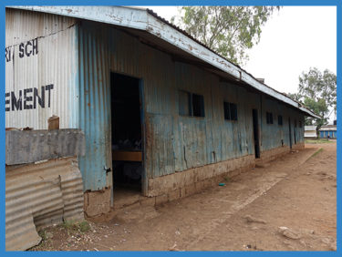 Gatoto School Building