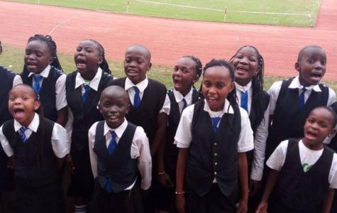 Gatoto Student Choir