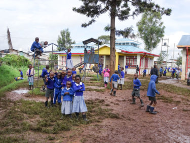 Gatoto School Playground